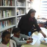Sala de Leitura Tania Zagury - Vila Esperança/SP - 2006