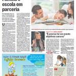 Jornal A Tribun_ES_ Relação família x escola