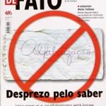 Revista  DE FATO_ O professor Refém