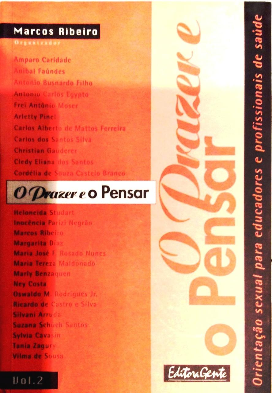 O SABER E O PENSAR VOL.2