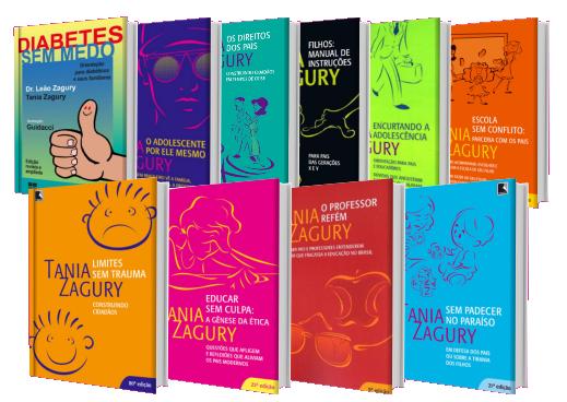 Livros publicados no Brasil