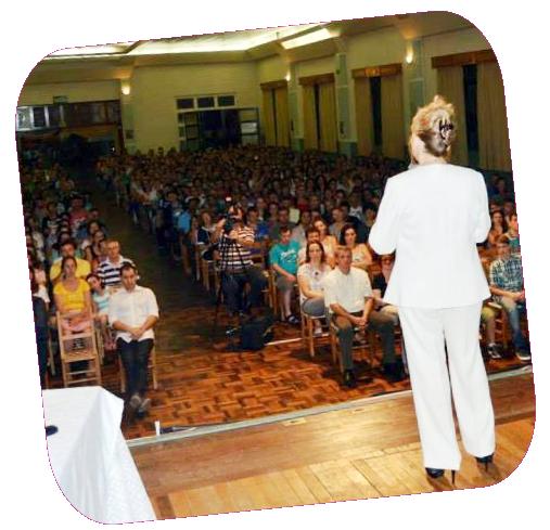 Palestras para professores