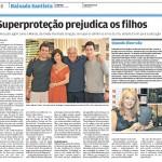 Jornal A Tribuna_ES_Superproteção prejudica os filhos - A Tribuna